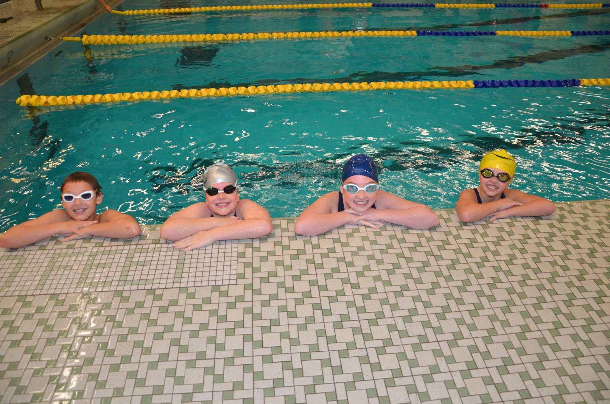 Swim Team - Stella Niagara Education Park